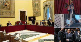 """Governo Draghi, la diretta – M5s: """"Garanzie su reddito e Recovery, Mes non è in programma"""". Sostegno dalla Lega: cambia atteggiamento in Ue"""
