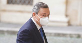 Governo Draghi: 8 punti per non dividere. Ma sui nomi vuole mediare poco