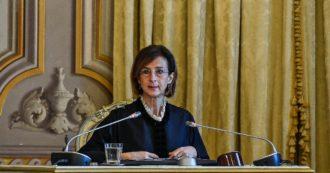 Marta Cartabia, la professoressa vicina a Cl che Napolitano nominò alla Consulta: chi è la ministra della giustizia del governo Draghi