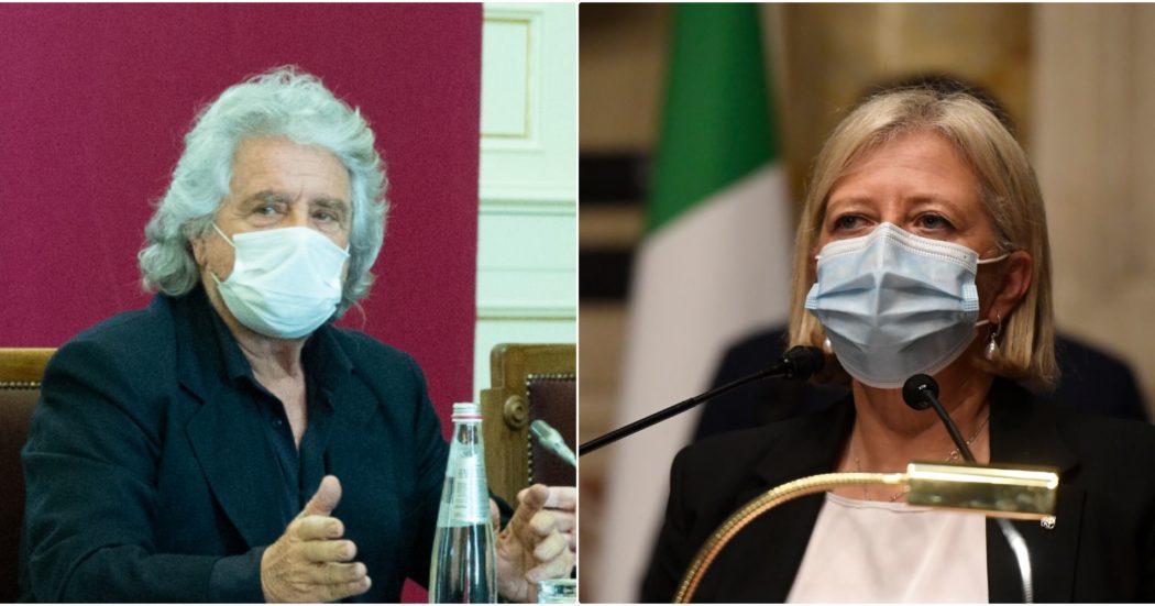"""Sull'ambiente Draghi ha accettato la proposta di Grillo: """"Ci sarà il ministero per la Transizione green"""". L'annuncio sblocca il voto su Rousseau, Crimi: """"Si farà giovedì"""""""