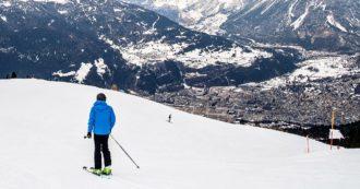 Sci, in Lombardia e in Piemonte riapertura dal 15 febbraio (se restano zona gialla). Capienza ridotta al 30%
