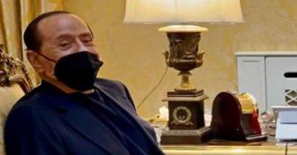 "Caduta in casa per Silvio Berlusconi: ""Ha trascorso la notte in clinica, ora è a casa"""