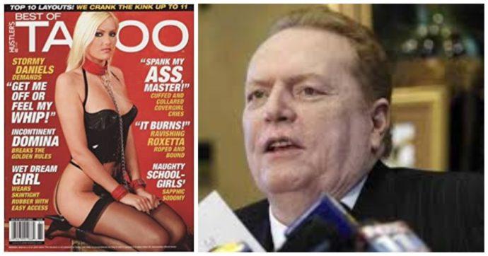 """Morto Larry Flynt, addio al """"re del porno"""" fondatore della rivista Hustler e nemico di Trump"""