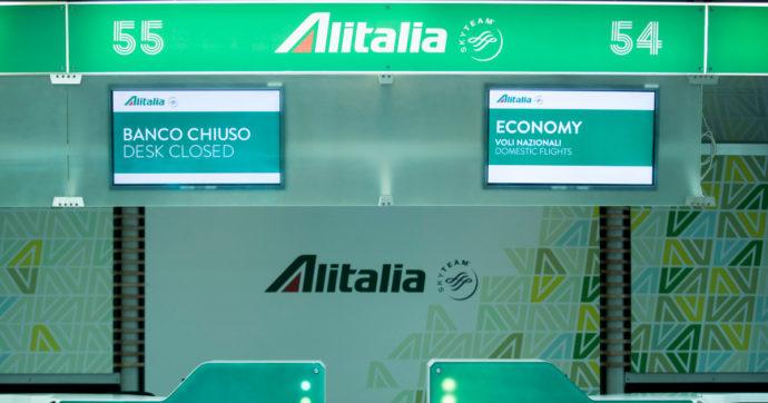 """Alitalia, Commissione Ue """"fredda"""" su una nuova tranche di aiuti da 200 milioni. A rischio stipendi e continuità voli"""