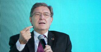 Enrico Giovannini, l'ex presidente Istat esperto di sviluppo green chiamato a gestire le infrastrutture in un'ottica di sostenibilità