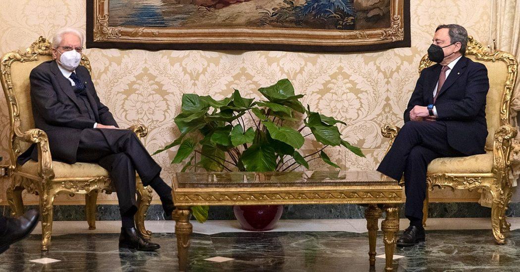 """Draghi, il governo """"dei competenti""""? Con il manuale Cencelli. I ministri: 15 politici e 8 tecnici. Quattro del M5s, 3 di FI, Pd, Lega. Uno per Iv e Leu. Le novità: Cingolani e Colao a ecologia e digitale"""