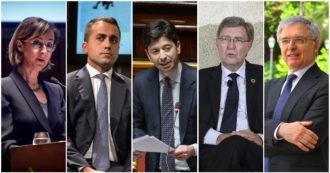 Governo Draghi, le schede dei ministri: Franco all'Economia, Cartabia alla Giustizia, Giovannini ai Trasporti. Confermati Di Maio, Lamrogese e Speranza. Alla Transizione ecologica Cingolani