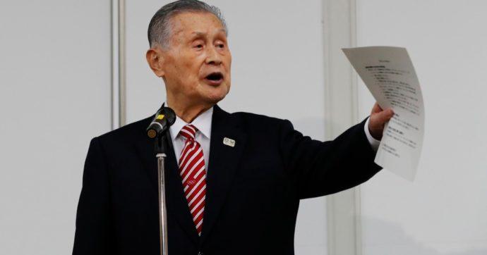 Olimpiadi di Tokyo, il presidente Yoshiro Mori si dimette dopo scandalo su frasi sessiste