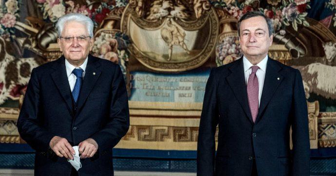FQChart – L'impatto del governo Draghi sui sondaggi: il Pd va sotto il 20%, la Lega resiste
