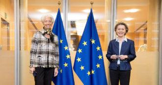 """Governo Draghi, di Lagarde, Michel e von der Leyen le prime reazioni su Twitter. Merkel: """"Insieme per un' Europa unita"""""""