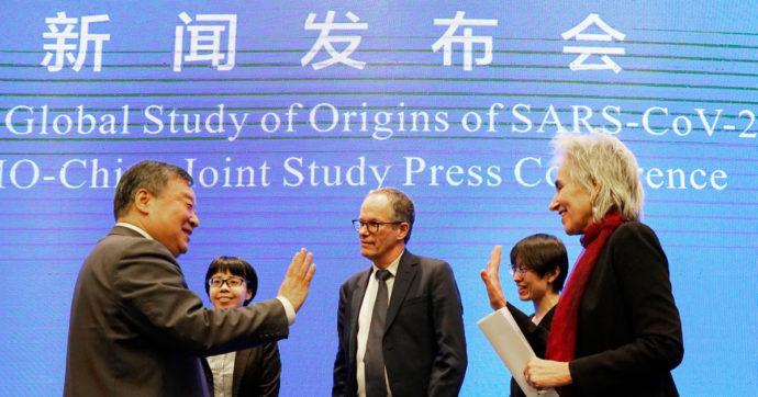 """Covid19, scintille Usa-Cina sulle indagini per l'origine del virus. Dwyer (Oms): """"La Cina si è rifiutata di fornire dati chiave"""""""