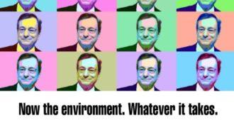 """Governo, Beppe Grillo: """"Ora l'ambiente"""". E cita Mario Draghi: """"Whatever it takes"""". Casaleggio: """"Spero che chi nel M5s è a disagio si astenga"""""""