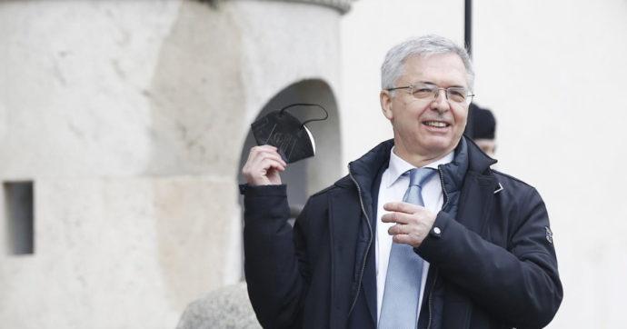 """Eurogruppo, debutto europeo per il ministro Franco. """"Discusso di situazione economica e sanitaria. Prospettive migliorano"""""""