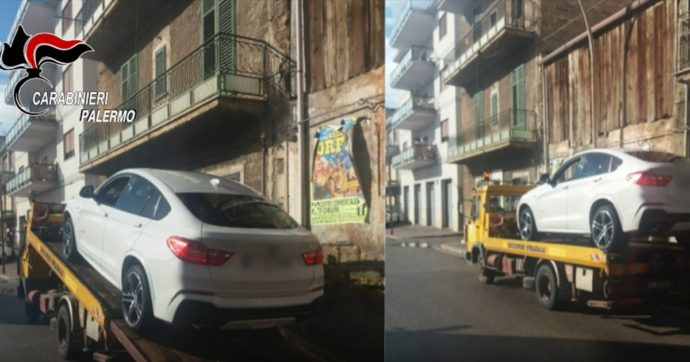 L'affare con le auto di lusso: furti simulati e truffe alle assicurazioni. Inchiesta a Palermo, tra i complici un poliziotto e un carabiniere