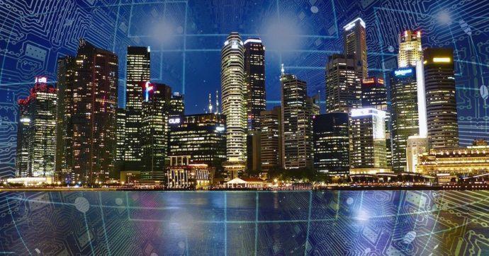 Un'intera città soggetta al potere privato: la nuova frontiera del controllo