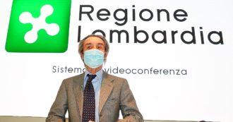 Regione Lombardia, ecco che fine hanno fatto i camici del cognato di Attilio Fontana: sono stati regalati alla Croce rossa di Palermo