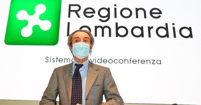 """Covid, Fontana sul caso Brescia: """"Tutta la provincia in arancione o interventi mirati"""""""