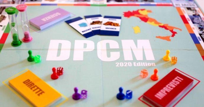 Dpcm, il nuovo gioco a tema Covid con decreti, autocertificazioni, bonus vacanze e amuchina: ecco cos'è