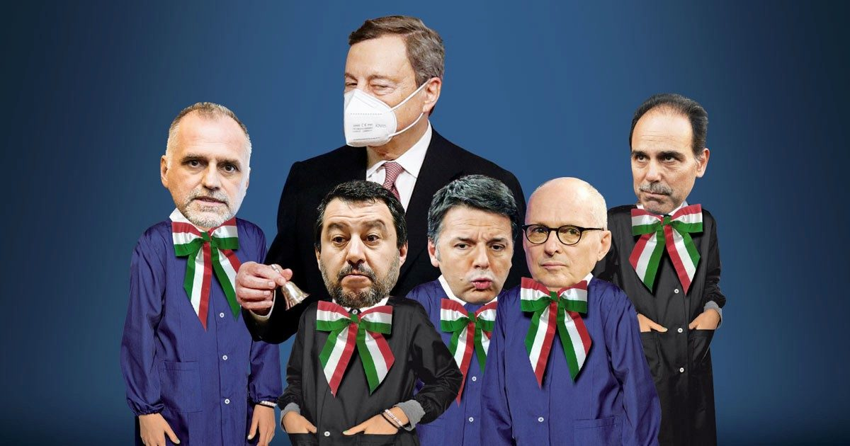 """Lega-FI-Iv-Pd contro Speranza. Che pensa alle """"varianti"""" Covid"""