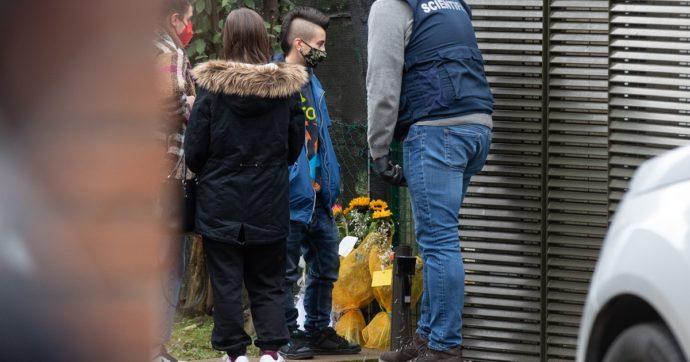 Le scarpe rosse al funerale di Ilenia Fabbri raccontano più di mille parole