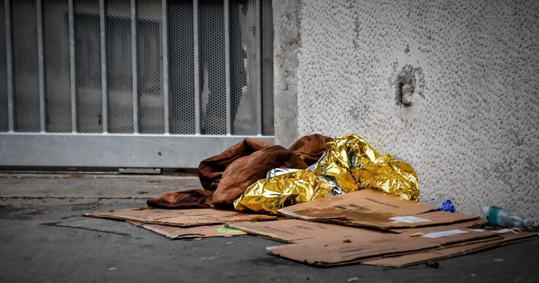 """Reddito di cittadinanza a centinaia di senzatetto grazie all'aiuto di Sant'Egidio: """"Così possono affittare una stanza e a volte trovare lavoro"""""""