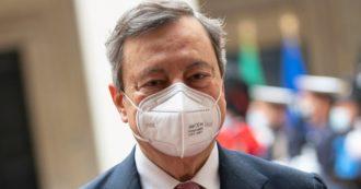 """Il programma di Draghi per la ripresa: """"Proteggere tutti i lavoratori ma non tutte le imprese. Riforma fiscale passaggio decisivo"""""""