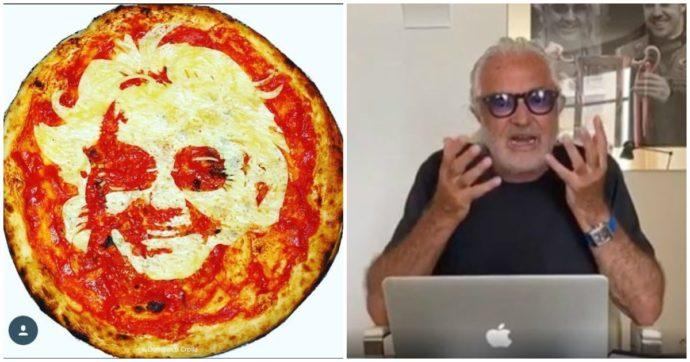 """""""Quanti soldi ha perso Flavio Briatore con la pizza a Londra"""""""