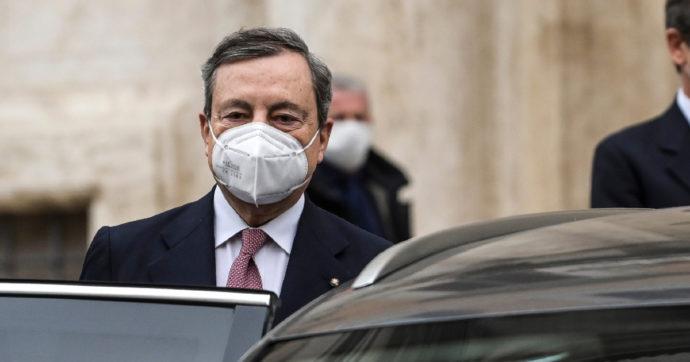 Il governo potrà vincere la pandemia solo se Draghi cambierà idea in  materia economica - Il Fatto Quotidiano