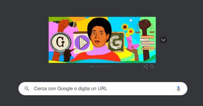 Audre Lorde, chi è la donna a cui è dedicato il Doodle di Google di oggi