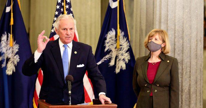 Usa, nuova legge sull'aborto South Carolina: vietato oltre le sei settimane dal concepimento. Se c'è battito cardiaco la gravidanza va avanti