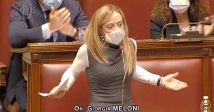 Giorgia Meloni, la solidarietà è il segno distintivo del femminismo