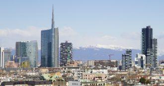 Skyline di Milano