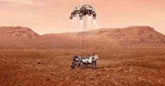 Marte, 7 minuti di terrore per Perseverance. La missione Nasa a un passo dal Pianeta Rosso