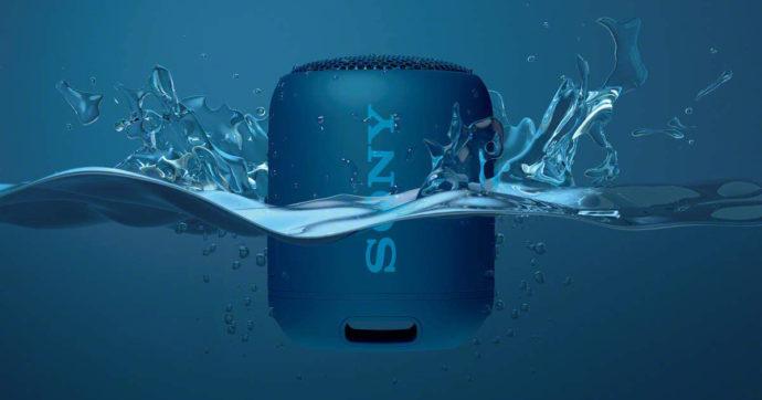 Sony SRS-XB12: l'altoparlante Bluetooth per l'estate, in offerta ai migliori prezzi del web