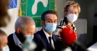 """Vaccino Covid, la Lombardia ha oltre 300mila dosi in freezer ma non convoca anziani. L'sms: """"Scusaci, la colpa è delle consegne ridotte"""""""