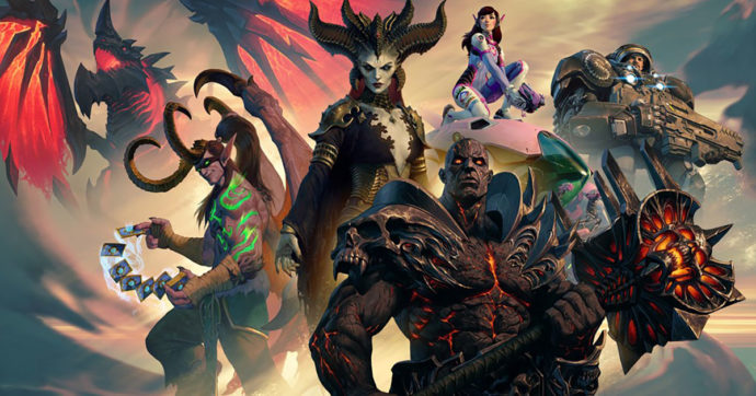 BlizzConline: per il suo 30esimo anniversario Blizzard rispolvera i suoi classici e mostra le novità per i suoi titoli di punta