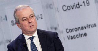 """Covid, Locatelli: """"Siamo a ridosso del picco, la crescita decelera. Vaccino Astrazeneca usato su milioni di persone, è sicuro ed efficace"""""""