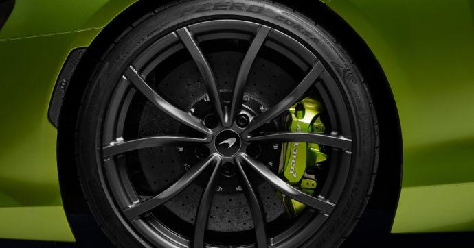 Pirelli Cyber Tyre, il pneumatico intelligente che comunica con l'automobile