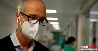 """Covid, la terapia intensiva """"virtuosa"""" con i tassi di mortalità più bassi: """"Strategia di umanizzazione e apertura ai parenti"""" – Il video di PresaDiretta"""