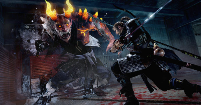 Nioh Collection: la remastered per PS5 dei soulslike di Koei Tecmo punta più sul gameplay che sulla grafica, aumentando l'immersività grazie al dual-sense