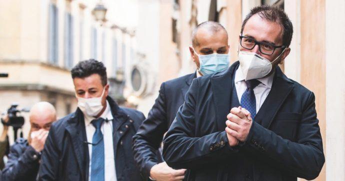"""In Edicola sul Fatto Quotidiano del 22 Febbraio: Bonafede – L'ex guardasigilli al """"Fatto"""": """"Non basta cambiare il vertice"""""""