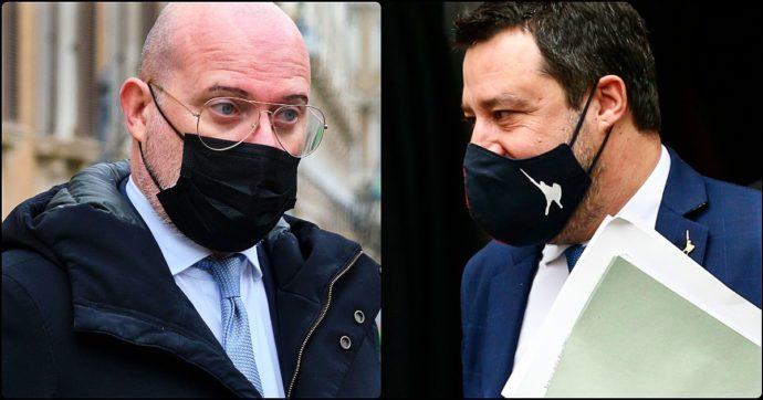 """Covid, Salvini a Palazzo Chigi da Draghi: """"Parlato di riaperture"""". Cene al ristorante, Bonaccini: """"Ragionevole farlo dove si può"""""""