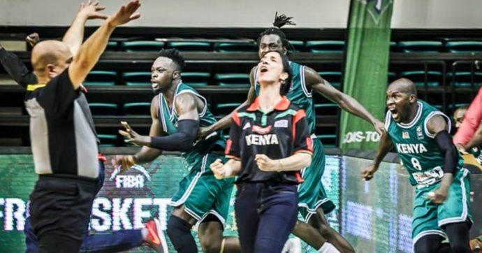 """Liz Mills, la coach che ha riportato la nazionale maschile del Kenya alle finali dell'Afrobasket: """"Io la prima donna? Dateci più opportunità"""""""
