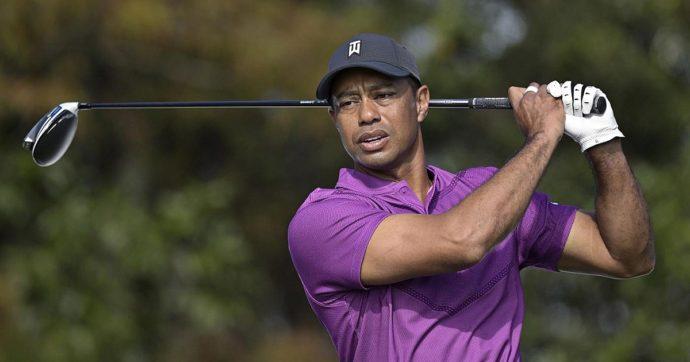 """Tiger Woods operato dopo l'incidente: """"È sveglio, reattivo e si sta riprendendo"""""""