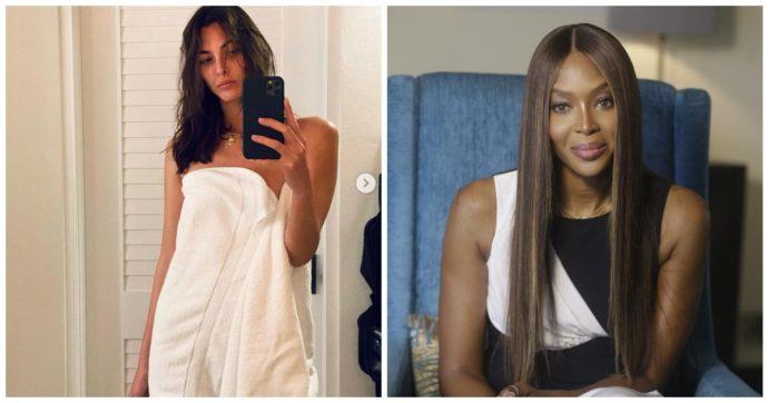 Vittoria Ceretti, ecco chi è la modella che sostituisce Naomi Campbell a Sanremo 2021