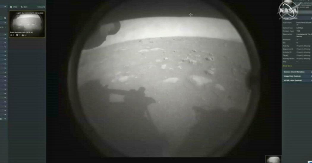 Che rumori si sentono su Marte? Ecco l'audio dei suoni registrati sul Pianeta rosso dal rover della Nasa – Video
