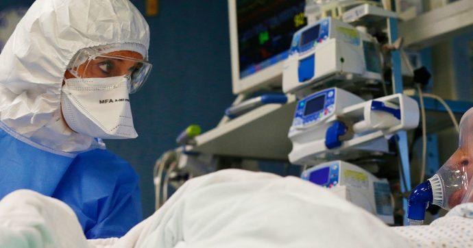 Coronavirus, dati – 5.923 contagi e 23 decessi. Confronto settimanale: i casi calano, crescono ricoveri e ingressi in intensiva, 107 morti in più
