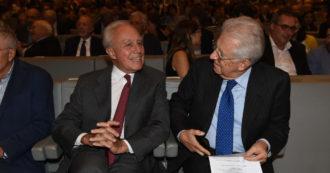 Francesco Giavazzi consulente economico di Mario Draghi. Prima sostenitore dell