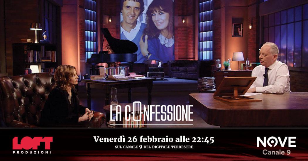 """Asia Argento a La Confessione (Nove) di Peter Gomez: """"Cosa scatenava la violenza di mia madre? Anche l'alcol: si sfogava su di me"""""""