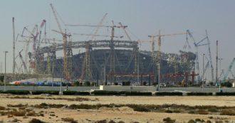 Qatar, i dati del Guardian: oltre 6500 morti duranti i lavori per i Mondiali di calcio 2022